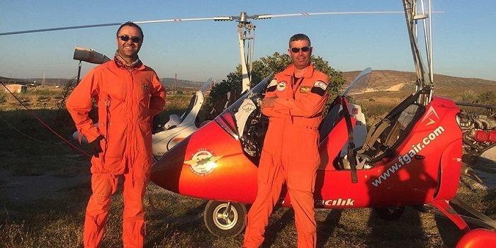 Двое пилотов погибли в авиакатастрофе в Гечиткале