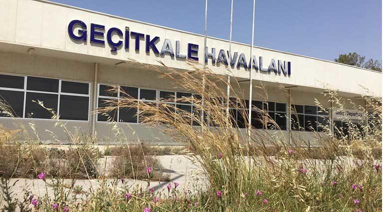 Турецкие военные захватят аэропорт Гечиткале
