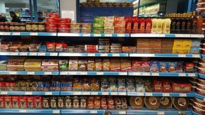 Названия продуктов на турецком языке