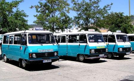 Расписание автобусов на Северном Кипре