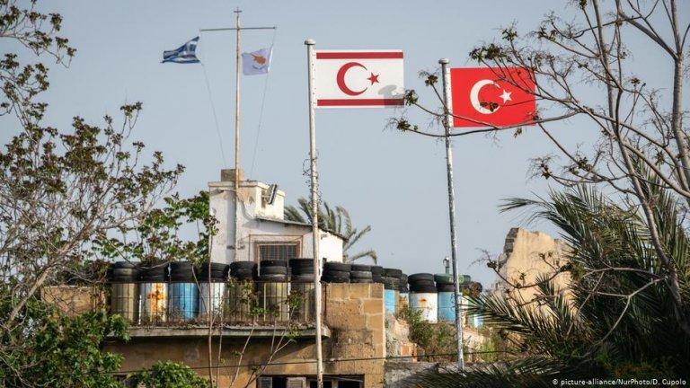 На Северном Кипре мигрантов больше, чем местного населения