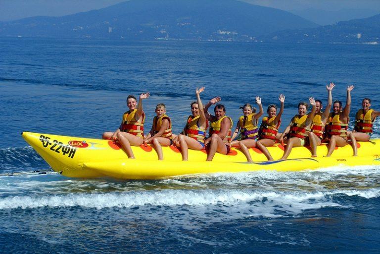 ТОП 5 Морских развлечений на Северном Кипре
