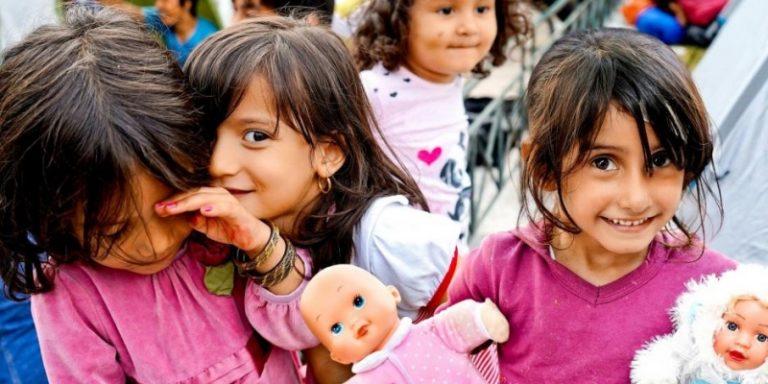 Собираем игрушки и одежду в Сирию