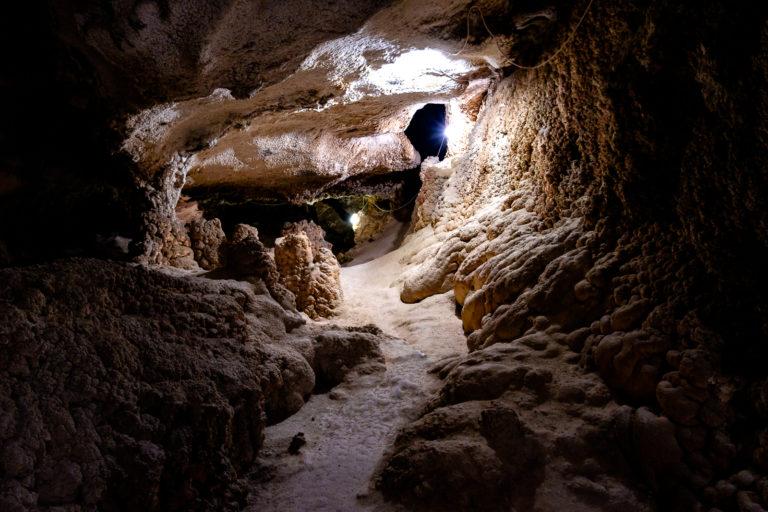 Сказочная пещера Инджирле