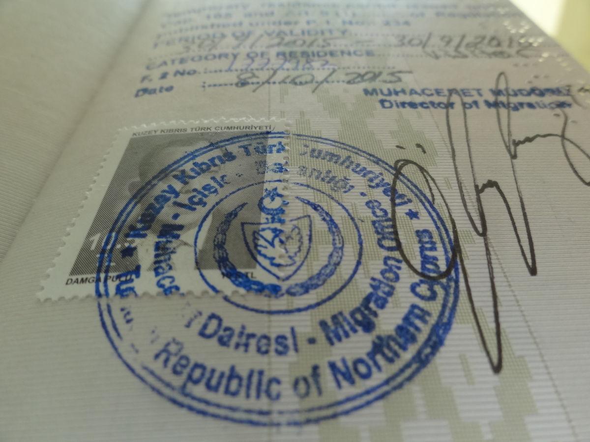 виза северный кипр 2019