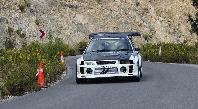 1 декабря пройдет 4-ый чемпионат по горным автогонкам