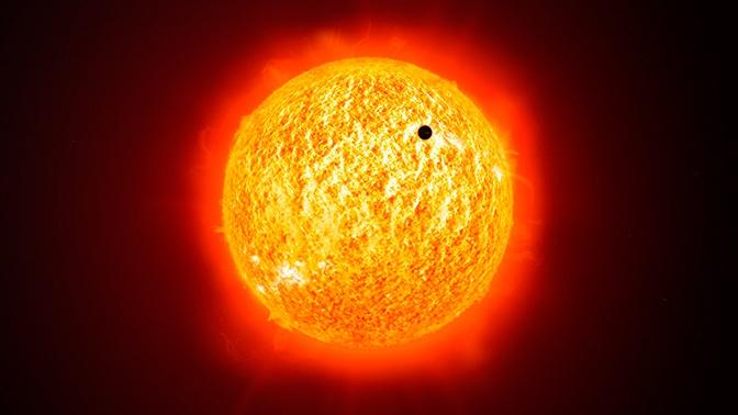 11 Ноября 2019: Уникальная возможность увидеть восход Меркурия
