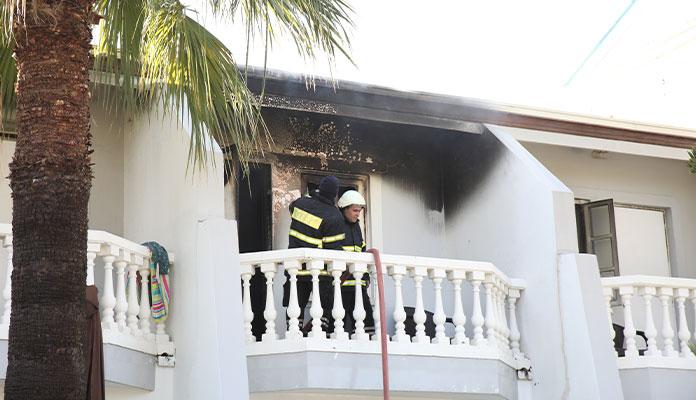 Новые подробности пожара в отеле LA