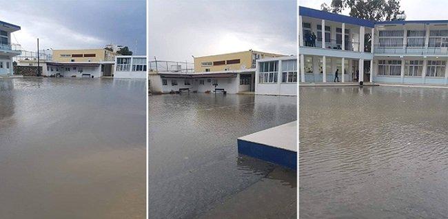 Наводнения в Фамагусте