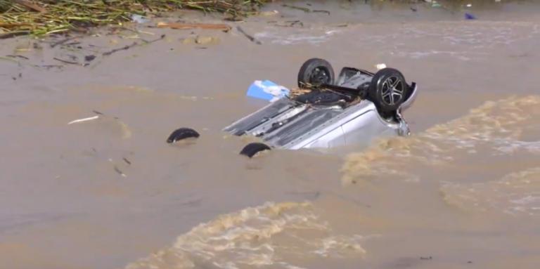 Наводнение в 2018 году на дороге Кирения-Никосия. Кто виноват в смерти 4-ых человек?
