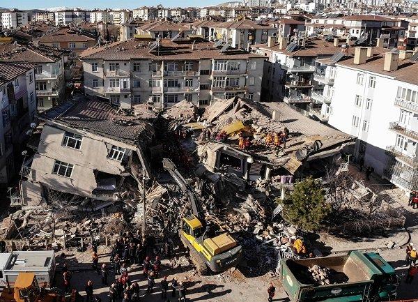 Землетрясение в Турции унесло 21 жизнь