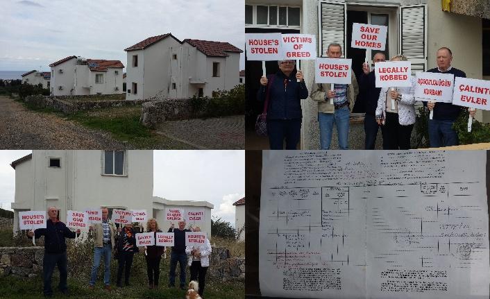 Жители Британии были выселены после банкротства строительной компании Greatstone Ltd