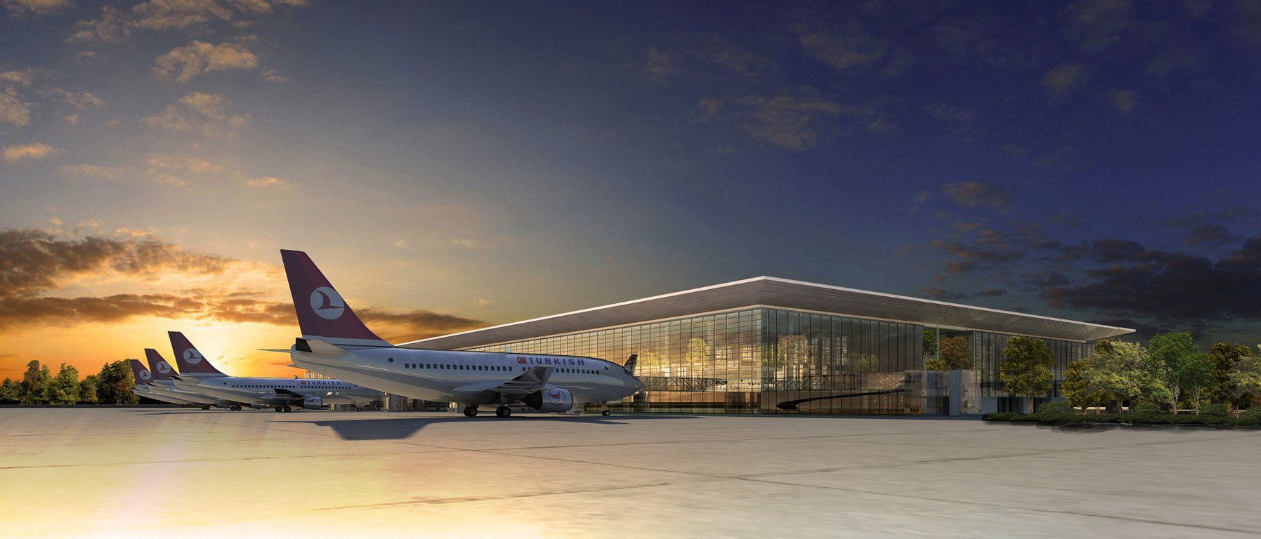 Северный Кипр новый аэропорт