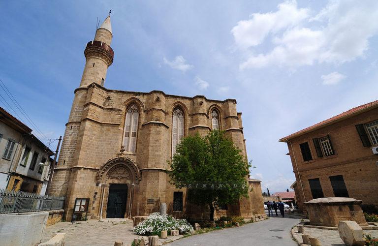 Мечеть Хайдар-Паши (собор Святой Екатерины)