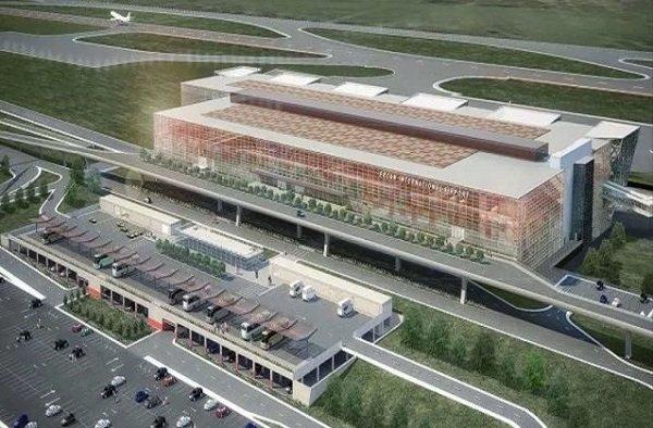 Новый терминал аэропорта Эрджан планируется открыть 29 октября | TRSKINFO  Портал о Северном Кипре