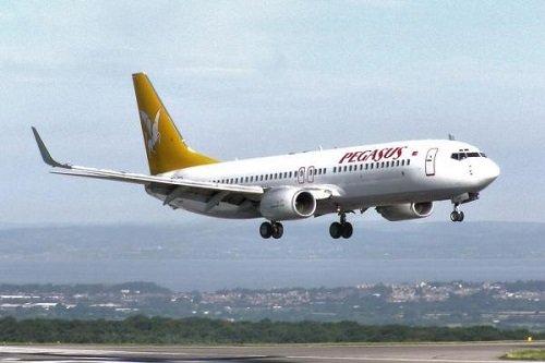 Pegasus предлагает замену даты авиабилетов на все рейсы совершенно бесплатно