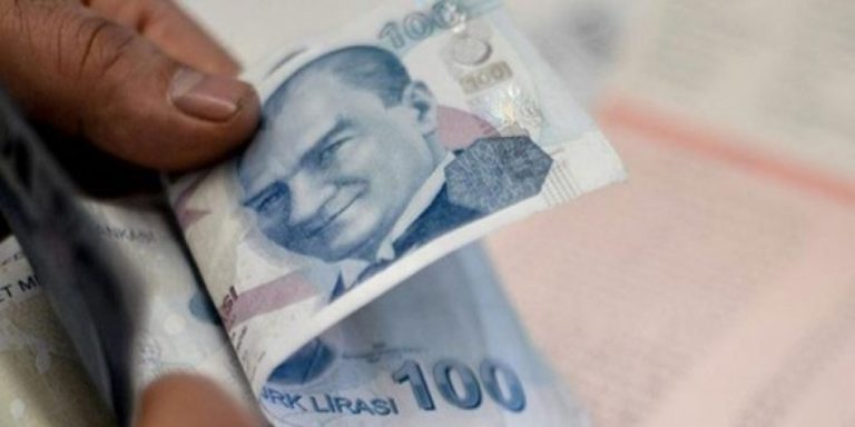 Заявки на поддержку заработной платы в сумму 1500 TL будут доступны онлайн с 20 апреля