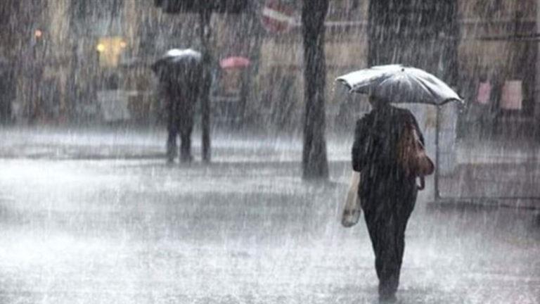 Сильные дожди в некоторых районах сегодня