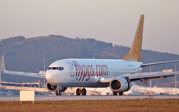 Авиалинии Pegasus продлили запрет на полеты до 15 мая