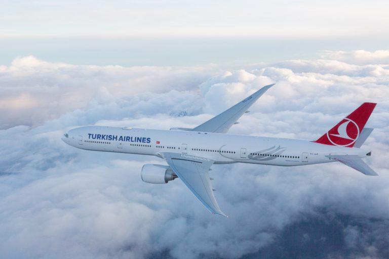 Внутренние рейсы Turkish Airlines начнутся 4 июня