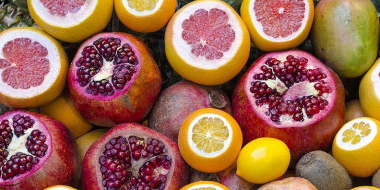 Сезон фруктов по месяцам на Северном Кипре