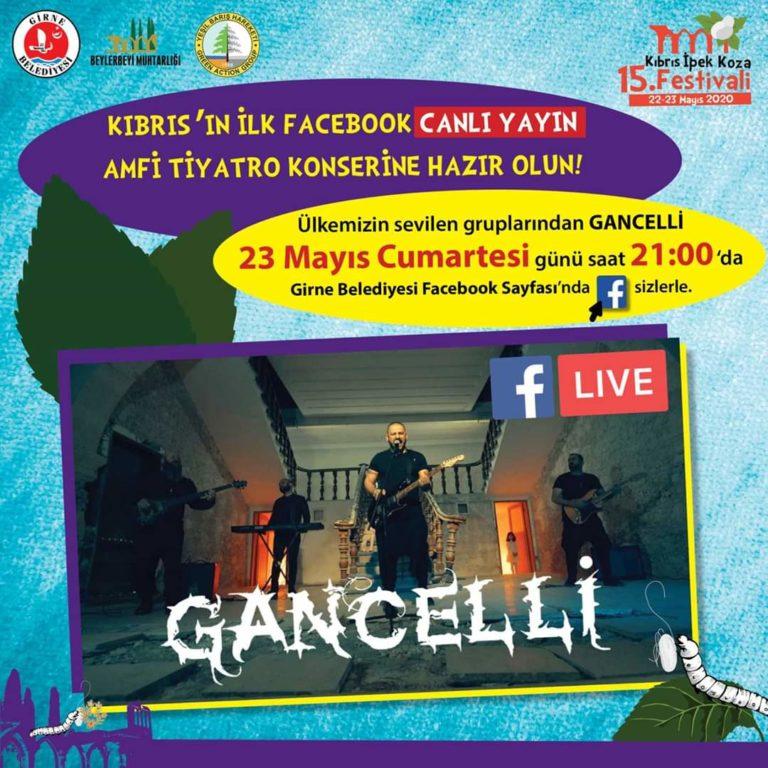 23 мая состоится онлайн концерт группы Gancelli в Кирении