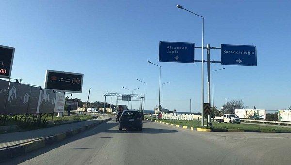Начинается строительство первой фазы кольцевой дороги Алсанджак-Лапта