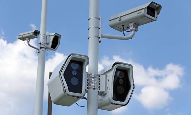 Установка видеокамер на ТРСК для контролирования города и поиска преступников