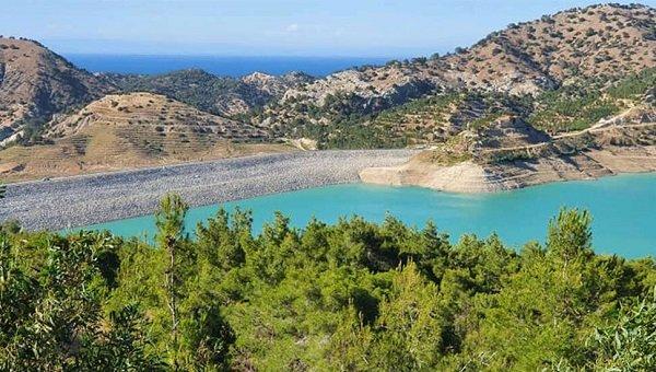 Муниципалитеты боятся, что водохранилище Гечиткёй иссякнет