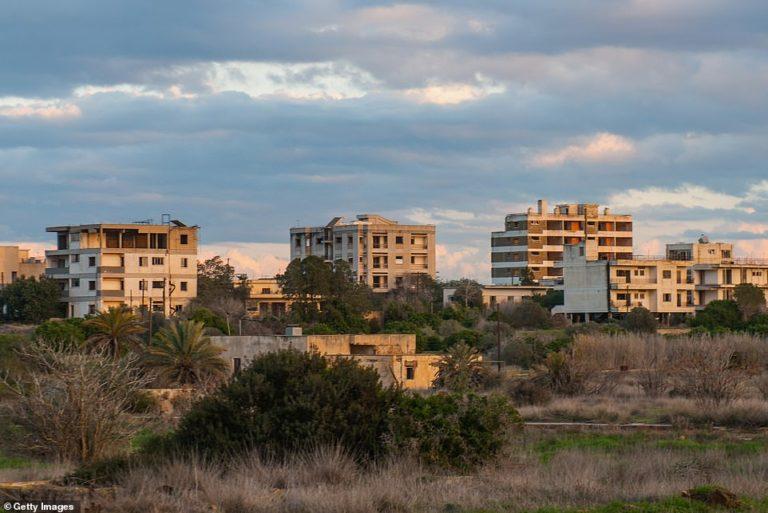 Город-призрак Вароша может снова стать туристической зоной