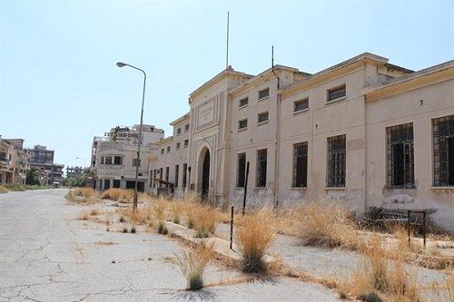 Половину города Вароши вернут греко-киприотам под управлением ТРСК