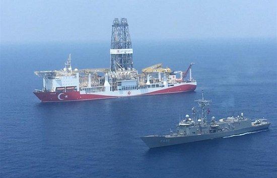 Турция выпустила уведомление для бурового судна Yavuz