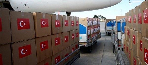Турция отправит медицинское оборудование на Северный Кипр