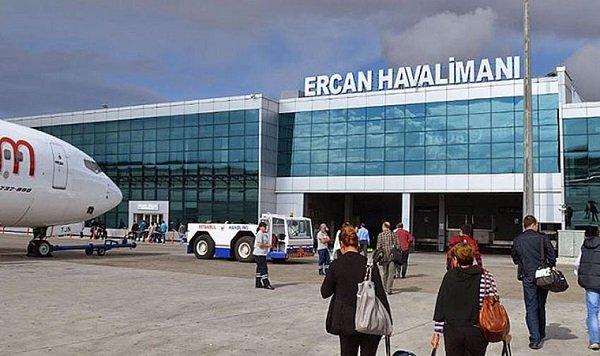 Только граждане ТРСК могут пользоваться аэропортом Эрджан до 20 Сентября