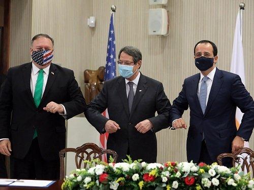 Госсекретарь США осуждает Северный Кипр