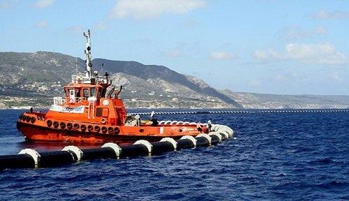 Дальнейшие задержки ремонта подводного водопровода из Турции