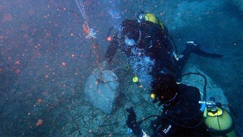 3000-летний египетский якорь обнаружен у побережья