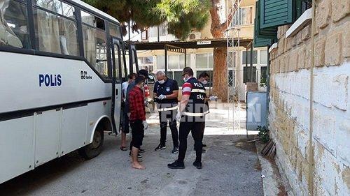В Лефкоше обнаружили 7 беженцев
