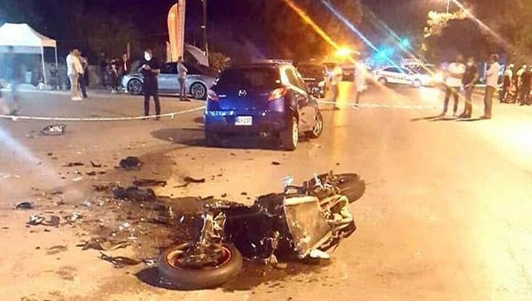 Погиб 23-летний мотоциклист в Кирении