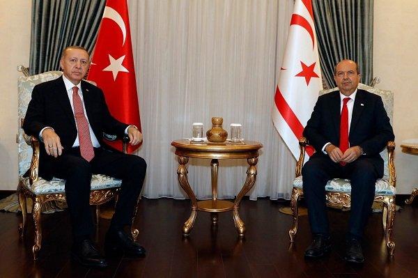 Турция передала Северному Кипру два новых генератора
