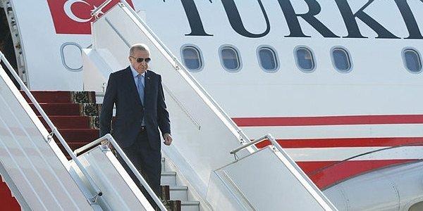 Президент Турции прибыл на Северный Кипр