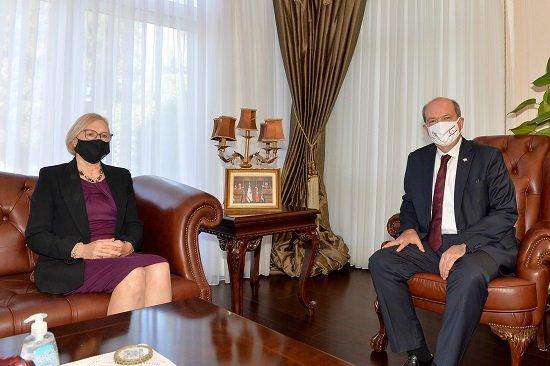 Татар рассказал Спехар о новом подходе к решению кипрской проблемы