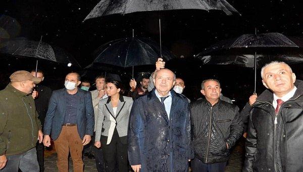 Экстремальная погода вызвала отключение электричества в Кирении