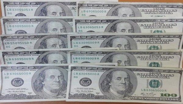 Полиция предупреждает о поддельных банкнотах 100$