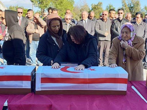 Останки 14 детей турко-киприотов, убитых в 1974 году будут захоронены