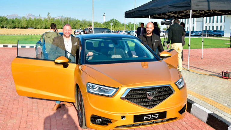 Северный Кипр собирается выпускать собственный электромобиль