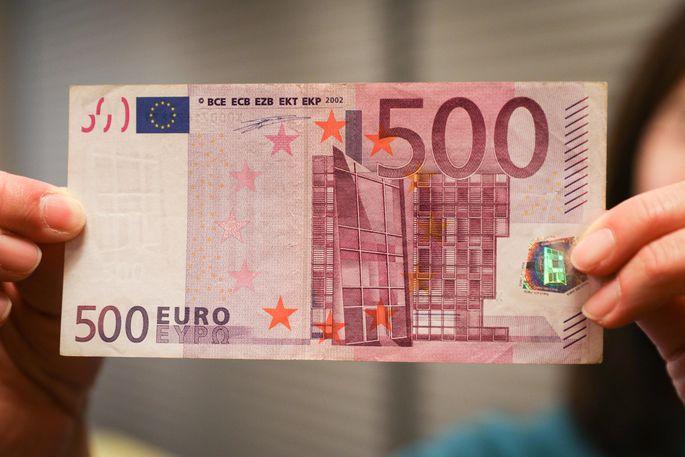 Осторожно! Поддельные банкноты номиналом 500ЕВРО
