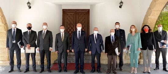 Продолжается подготовка к Кипрскому саммиту в Женеве