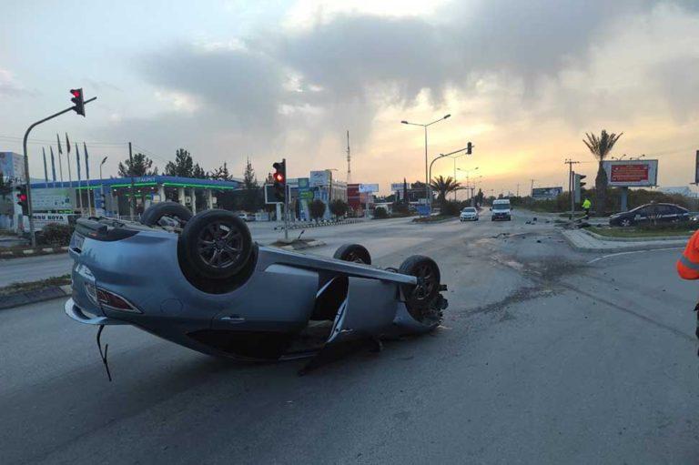 ДТП в Лефкоше, лишение прав водителей в алкогольном состоянии