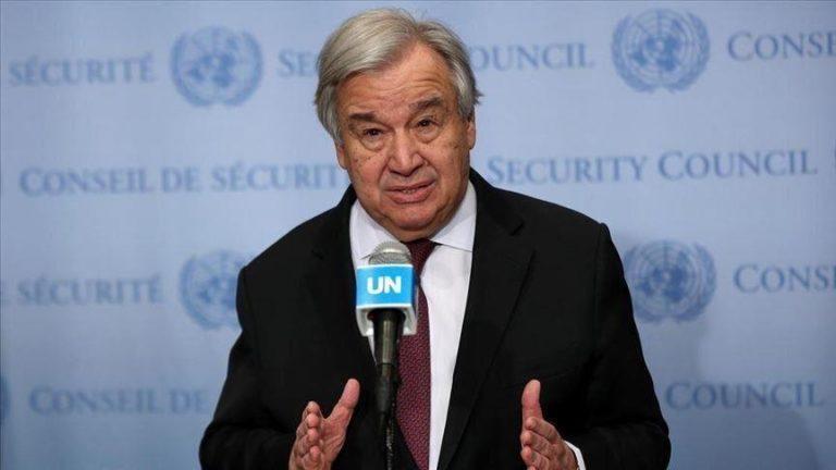 Глава ООН проведет кипрские переговоры в Женеве